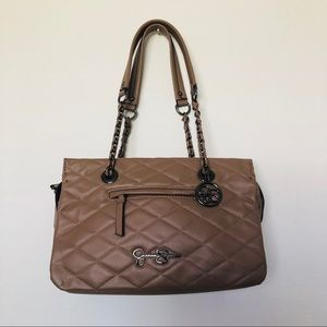 Jessica Simpson Bag Light Brown Medium Like New